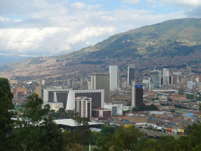 Medellin-Reciclaje-Colombia