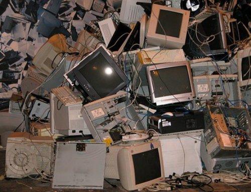 Basura electrónica?… La utilidad de los RAEE